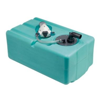 Depósito De Agua Con Bomba Flojet 12V