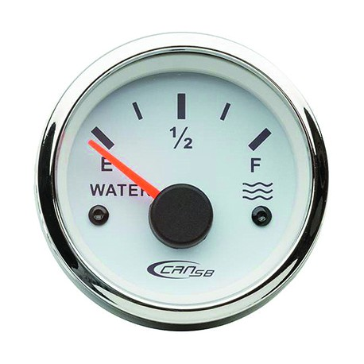 Reloj Medidor Agua o Combustible