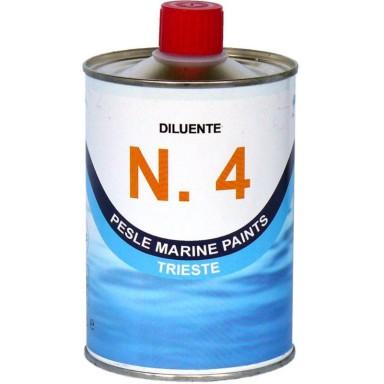 Diluyente N.4 Marlin