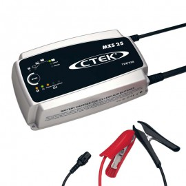 CTEK MXS 25EC Cargador Baterías