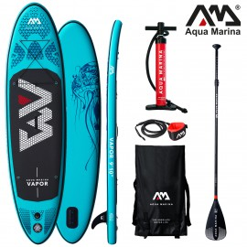 "Aqua Marina Vapor 9 10"" All-Around Paddle Surf"