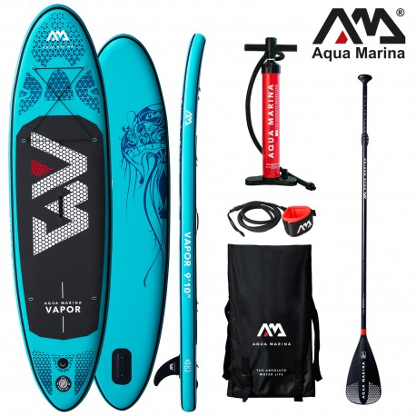 "Aqua Marina Vapor 9' 10"" All-Around Paddle Surf"