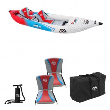 "Aqua Marina Betta VT-K2 13' 6"" 2P Kayak"