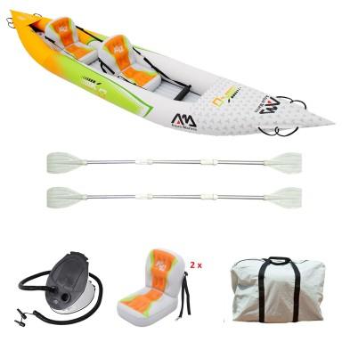 "Aqua Marina Betta HM-K0 13' 6"" 2P Kayak"