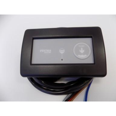 Panel de Control Tecma 1 Pulsador T-PF.P11/B
