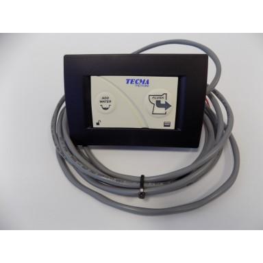 Panel de Control Premium Tecma 2 Pulsadores T-PF.P11T/T