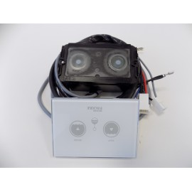 Panel de Control Touch Tecma 2 Pulsadores T-PF.P11T2