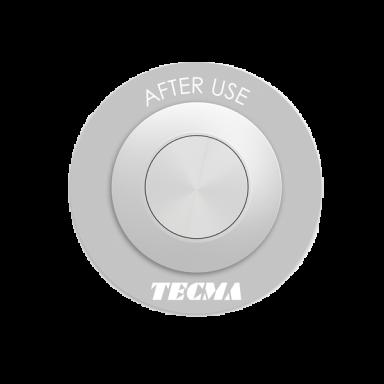 Panel de Control Argent Tecma 2 Pulsadores T-PF.P11A2