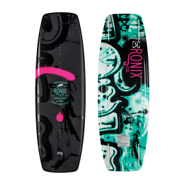 Ronix Quarter 'Til Midnight Secret Flex Wakeboard