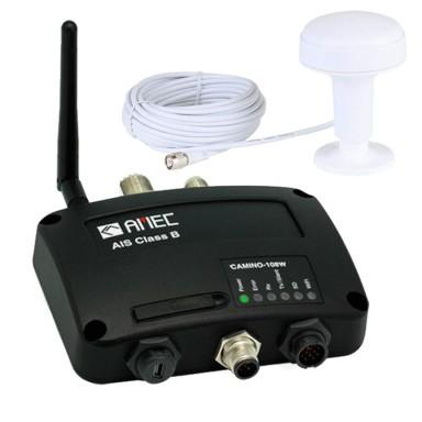 Amec Camino 108W Transponder AIS Wifi