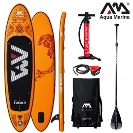 "Aqua Marina Fusion 10' 4"" All-Around Paddle Surf"