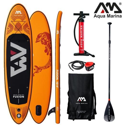 "Aqua Marina Fusion 10' 4"" All-Around Paddle Surf"