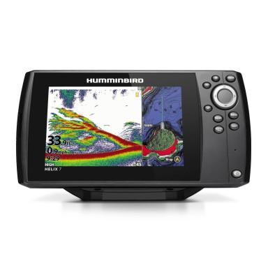 Humminbird Helix 7 CHIRP G3N GPS Sonda
