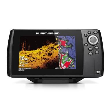 Humminbird Helix 7 CHIRP MEGA DI G3 GPS Sonda
