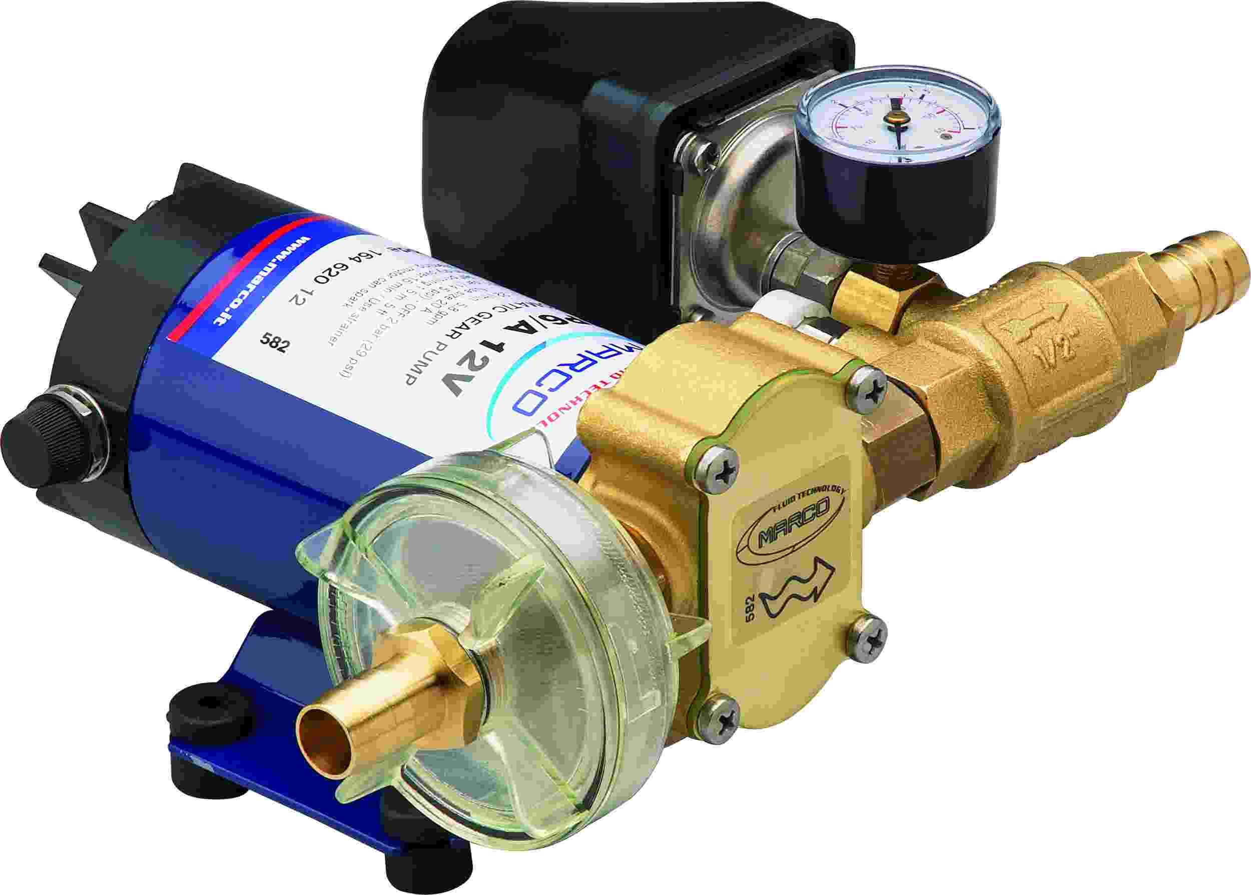 Como funciona un grupo de presion de agua grupo with como for Motor de presion de agua