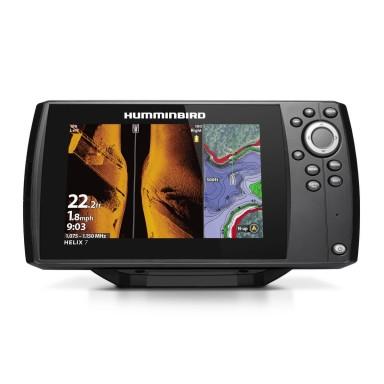 Humminbird Helix 7 CHIRP MEGA SI G3 GPS Sonda