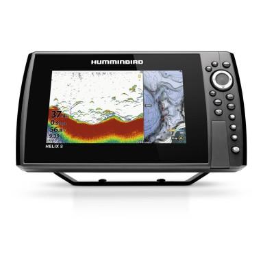 Humminbird Helix 8 CHIRP G3N GPS Sonda