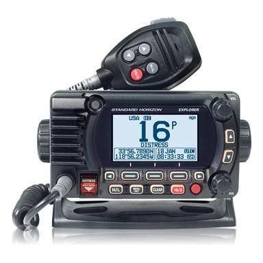 VHF Standard Horizon GX1850