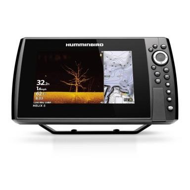 Humminbird Helix 8 CHIRP MEGA DI G3N GPS Sonda
