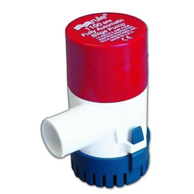 Bomba Agua Rule  Automática 1100