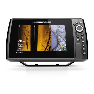 Humminbird Helix 8 CHIRP MEGA SI G3N GPS Sonda