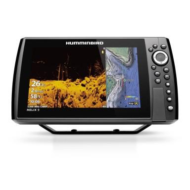 Humminbird Helix 9 CHIRP MEGA DI G3N GPS Sonda