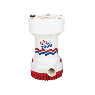 Bomba Agua Rule Automática 2000