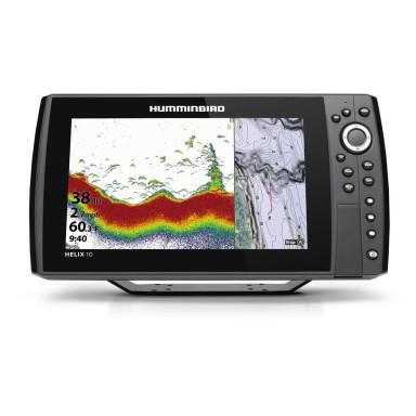 Humminbird Helix 10 CHIRP G3N GPS Sonda