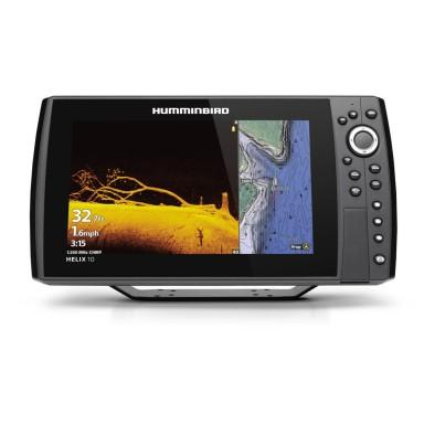 Humminbird Helix 10 CHIRP MEGA DI G3N GPS Sonda