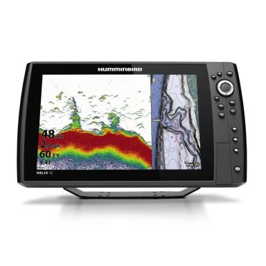 Humminbird Helix 12 CHIRP G3N GPS Sonda