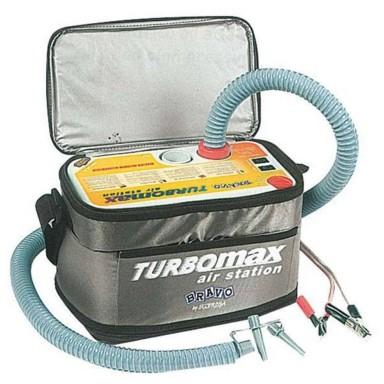 Bomba Aire Eléctrica Turbomax