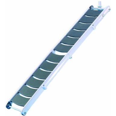 Pasarela Fija Aluminio Anodizado