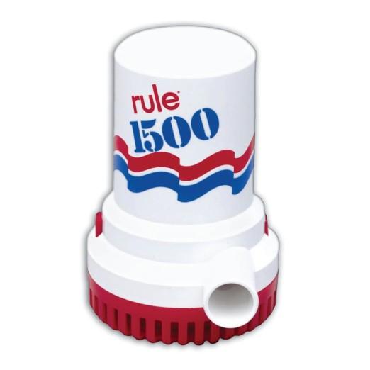 BOMBA RULE 1500 SUMERGIBLE