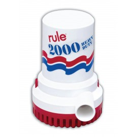 BOMBA RULE 2000 SUMERGIBLE