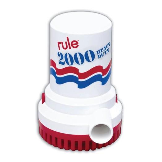 BOMBA RULE 2000 SUMERGIBLE