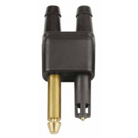 Conector Doble Mercury