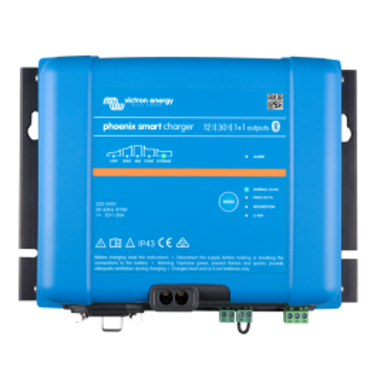 Cargador Baterías Victron Phoenix Smart IP43
