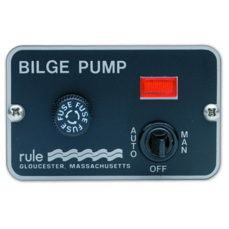 PANEL INTERRUPTOR BOMBA ACHIQUE RULE