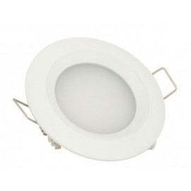 DownLight Empotrable NauticLed Brava 24 Blanco y Rojo