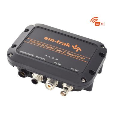 Em-Trak B360 Receptor Transmisor AIS