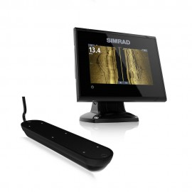 Pack Simrad GO5 XSE Con Transductor Total Scan