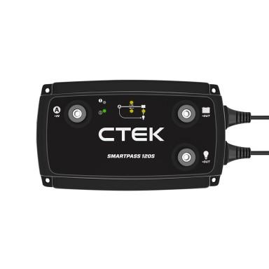 Sistema Carga CTEK SmartPass 120S