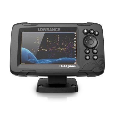 Lowrance Hook Reveal 5 50-200 HDI GPS Sonda