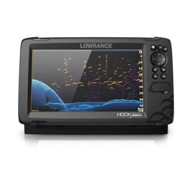 Lowrance Hook Reveal 9 50-200 HDI GPS Sonda