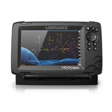 Lowrance Hook Reveal 7 TripleShot GPS Sonda