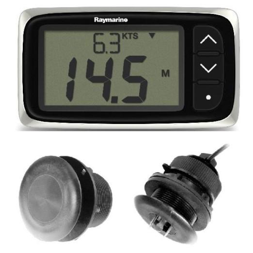 Sistema Bidata Raymarine I40 Profundidad Corredera Temperatura