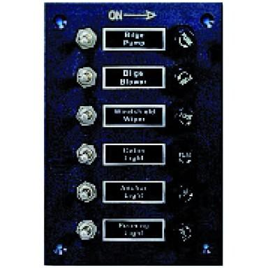Panel Interruptores Baquelita