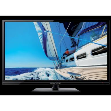 Televisor LED 12 Voltios Majestic 22 Pulgadas