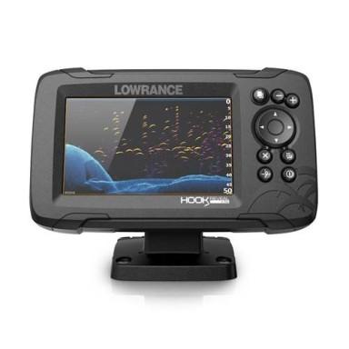 Lowrance Hook Reveal 5 83-200 HDI GPS Sonda