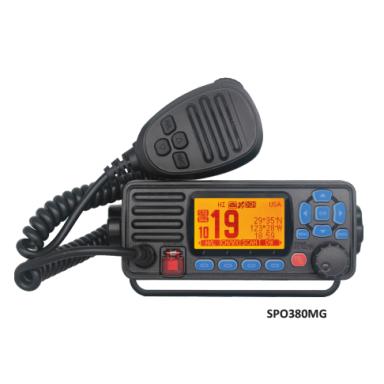 VHF SPORTNAV SPO380MG con GPS
